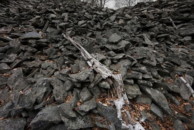Woodstock, Landscape, Quarry. Photograph