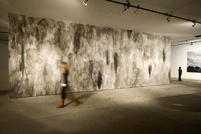 Momento mori, 21st century artist's use of Momento mori, ash in art