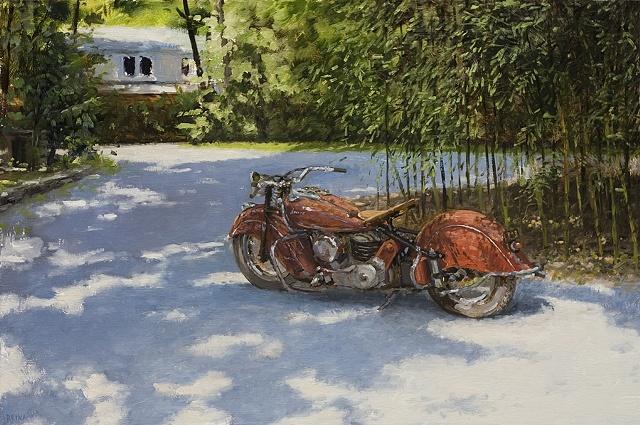 landscape, plein air painting