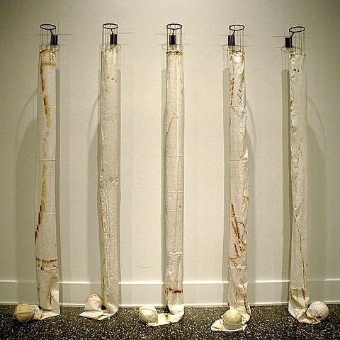 sculpture, installation, mixed media, Pamela Wallace, Pam Wallace, Pamela J. Wallace