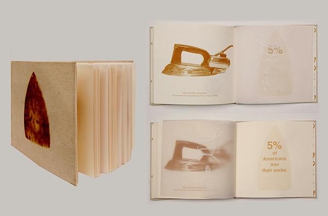 artist book, edition 45