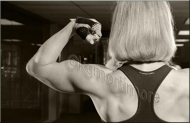 Karengeorgemortimore, bodybuilding, Art League of Li,