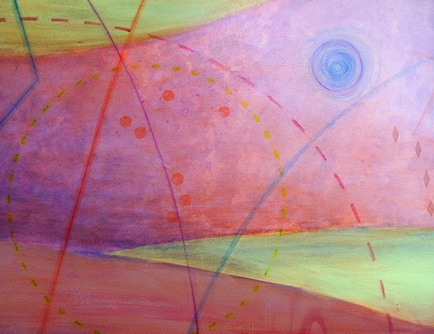 mural detail: Coalescence