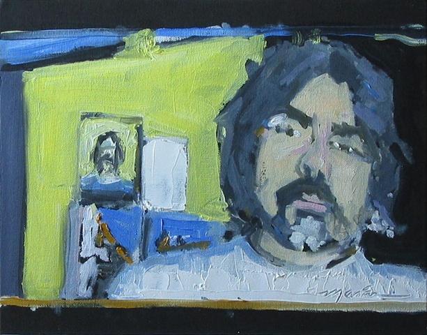 self-portrait July 2010