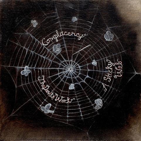 Complacency: The Devil's Web