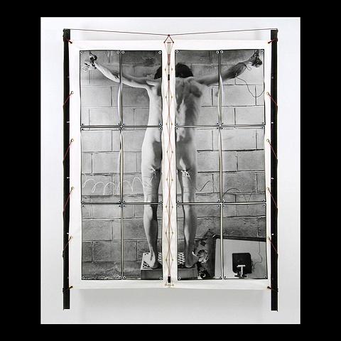 Guantánamo Basement - torture photograph