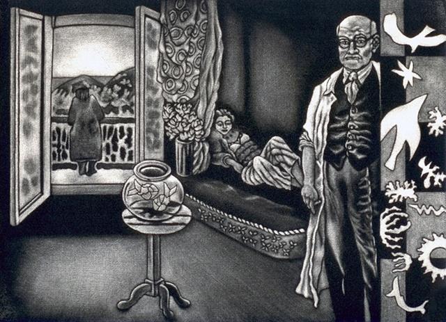 Denise Saint-Onge Homage to Matisse