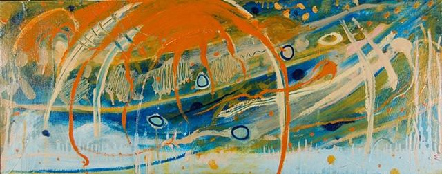 Mary Begley Starry Night