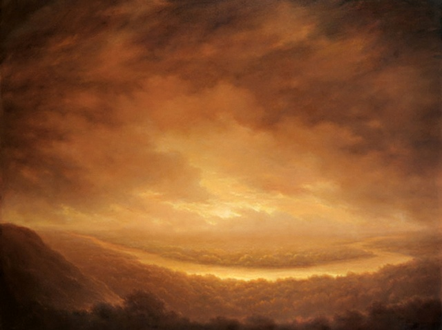 landscape sky dramatic
