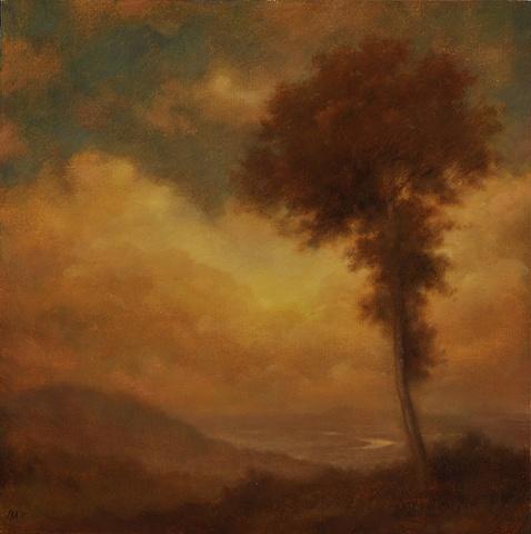 landscape luminous
