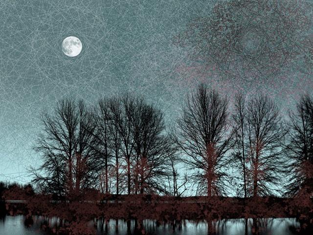 Full Moon/Ghost Moon