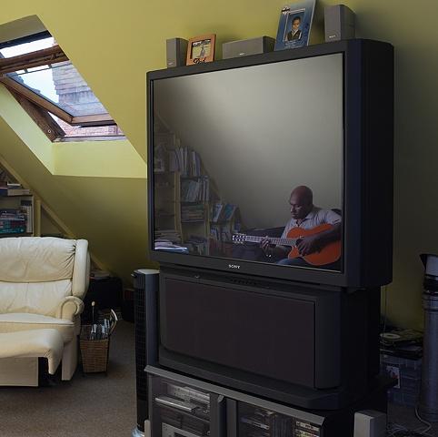 Television Portrait