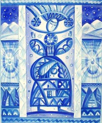 Godess of Winter