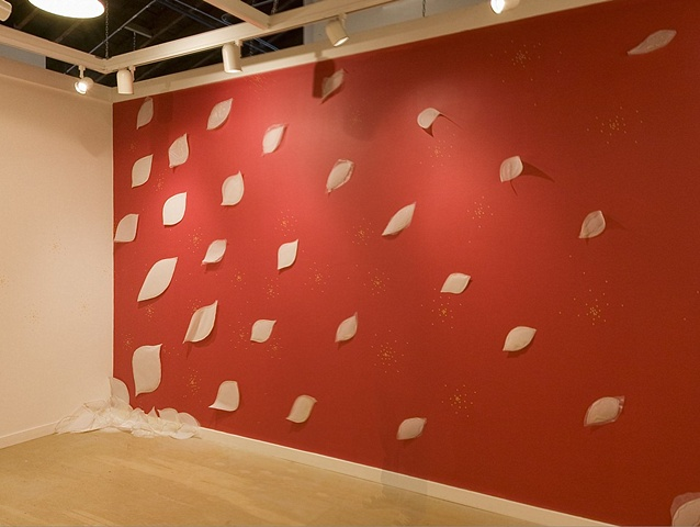 One section of a gallery size installation.