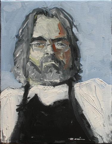 Severe Self-Portrait