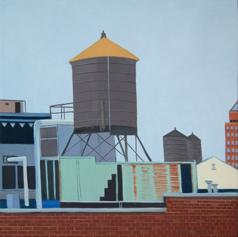 NYC Water Towers II