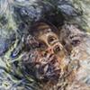 """Amy Swartele - 'Waterfool' 2007 40"""" x 60"""""""