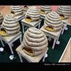 Beehives (detail)