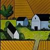 "Richard Thompson ""Horizon/Prairie Fields #18"""