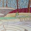 K. Velis Turan *Meridian Hill Park - Fountain*