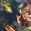 """Amy Swartele - 'Wonderland' 2009  48"""" x 72"""""""