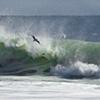 JoAnne Dumas  Winter Surf in the Hamptons