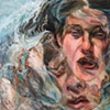 """Amy Swartele - 'Flux' 2007 40"""" x 60"""""""