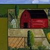 "Richard Thompson ""Horizon/Prairie Fields #15"