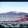 "Taos Plateau, Rio Grande River (36""x60"")"