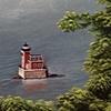 """Athens-Hudson Light House"""