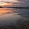 JoAnne Dumas  Reflections in Northwest Harbor