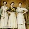 Marilyn M. Belle-Isle Three Irish Sisters