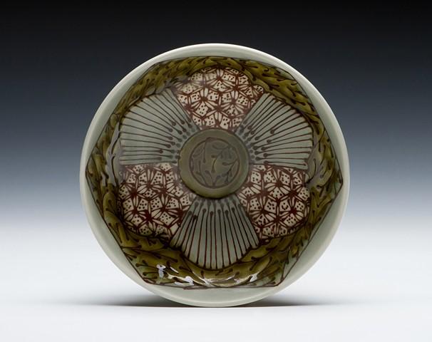 medium persian bowl variation