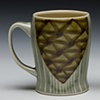 slim mugs minoan avocado
