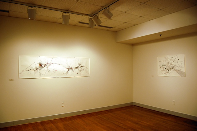 Installation of 'Obsess' and 'Daydream'