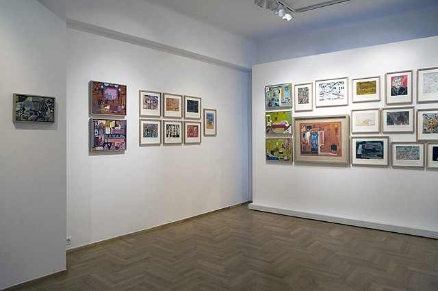 Installation View of Main Room #2