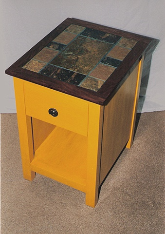 Custom Side Table