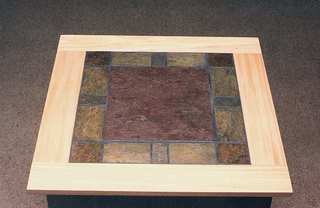Custom Slate table top