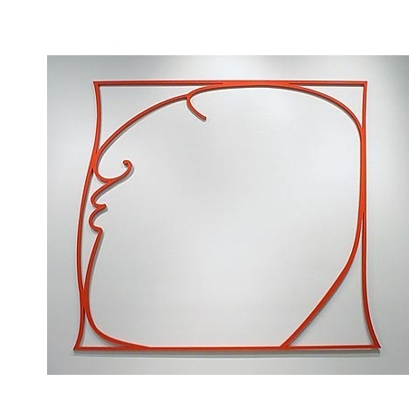 Red Drawing, 2003