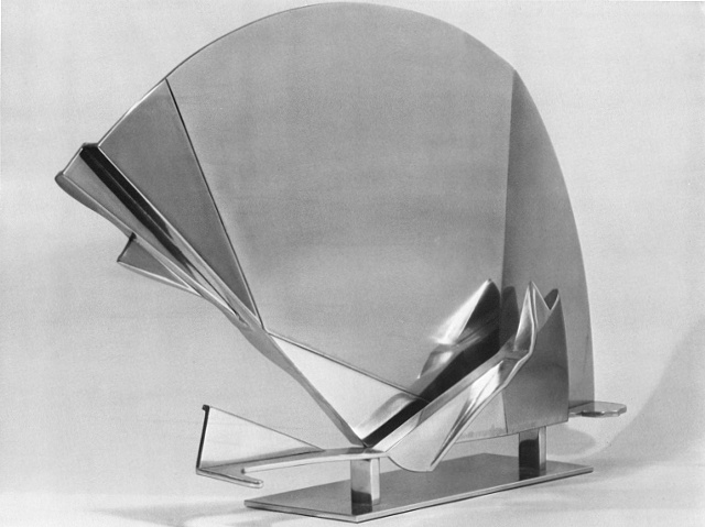 Model for Profile Canto A, 1973