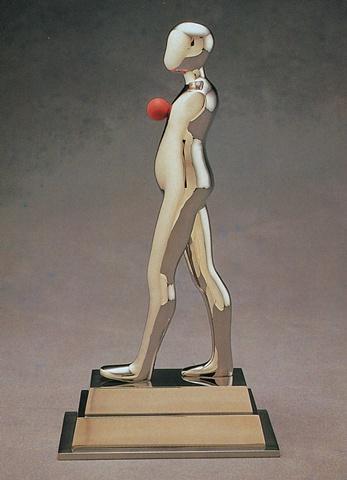 Walking Figure 32