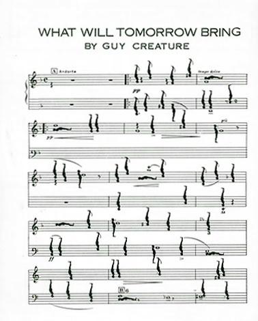 Falling Man Sheet Music