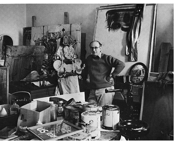 Trova in Gaslight Square studio circa 1961.