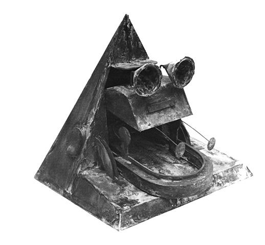 Pyramid Series (Insinuations) #1, 1980