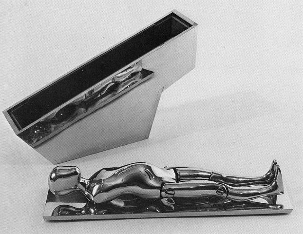 Falling Man/Study, 1969