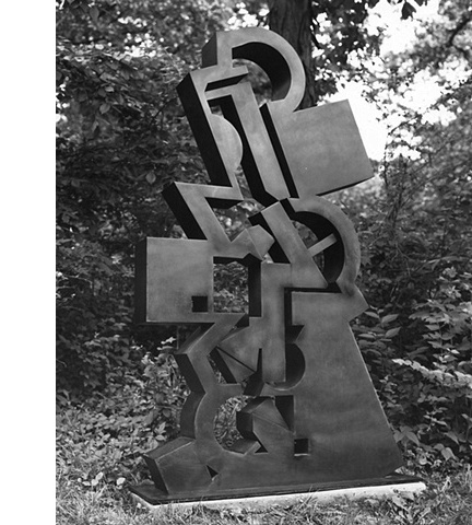 Abstract Sculpture (Gox #2), 1974