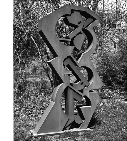 Abstract Sculpture, 1973