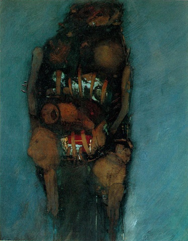 Mother and Child, 1958