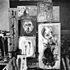 Trova&#39;s studio circa late 1940s.