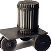 Vehicle (Fasci Cart), 2005
